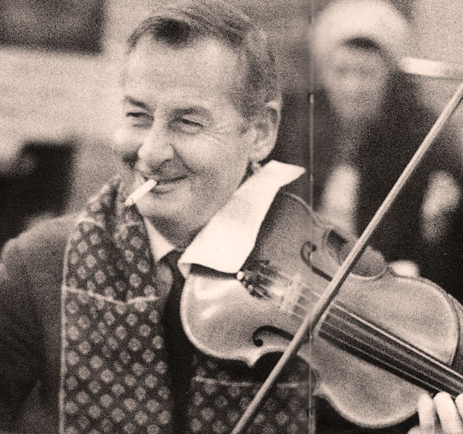 Stephane Grappelli – Live At My Father's Place – 1978 – Past Daily Downbeat