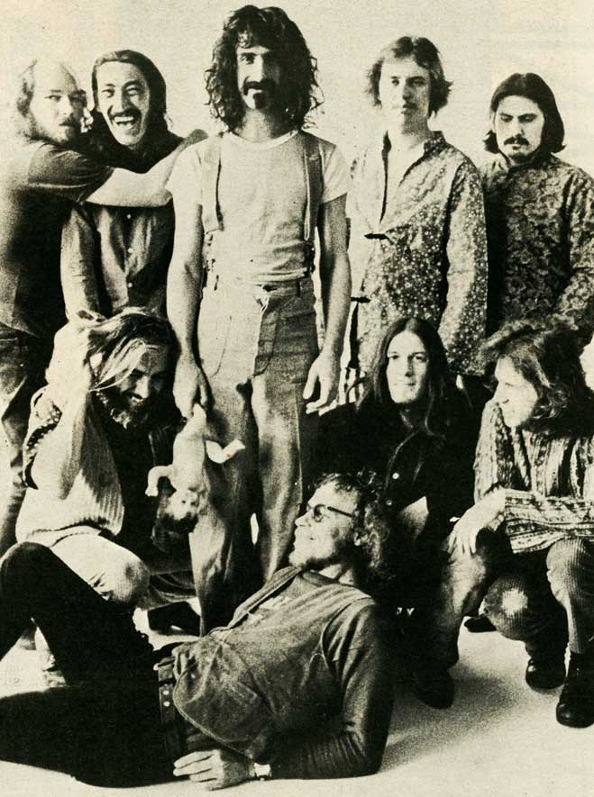 Mothers Of Invention – Live In Toronto – 1969 – Past Daily Backstage Weekend