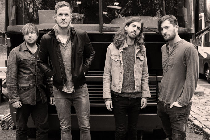 Imagine Dragons – Live At Lowlands 2013 – Nights At The Roundtable: Festival Edition