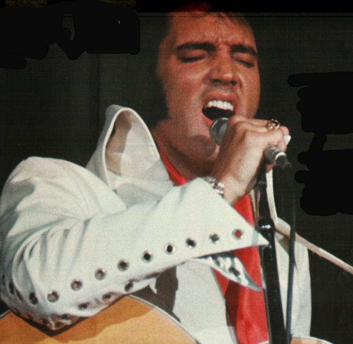 Elvis Presley – Live In Las Vegas – 1969 – Past Daily Backstage Weekend