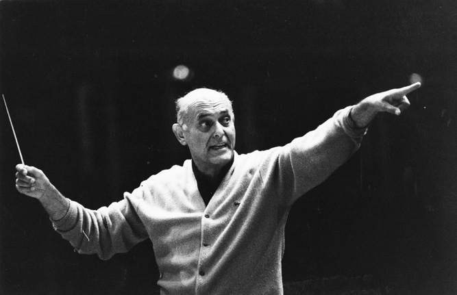 Sir Georg Solti And The Chicago Symphony Open The 1977-1978 Season – Past Daily Mid-Week Concert