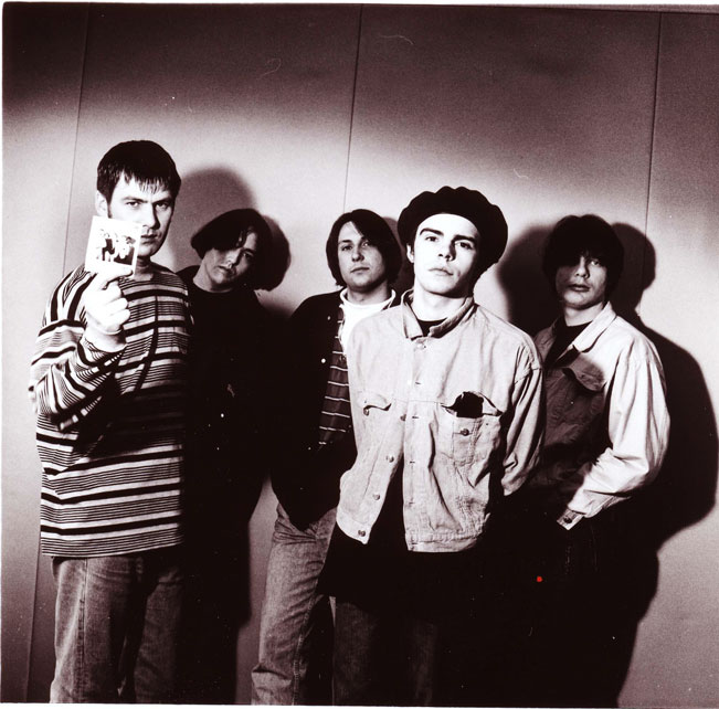 The Charlatans (UK) In Concert (Jon Brookes: 1969-2013 – RIP) – 1991 – Nights At The Roundtable: Tribute Edition