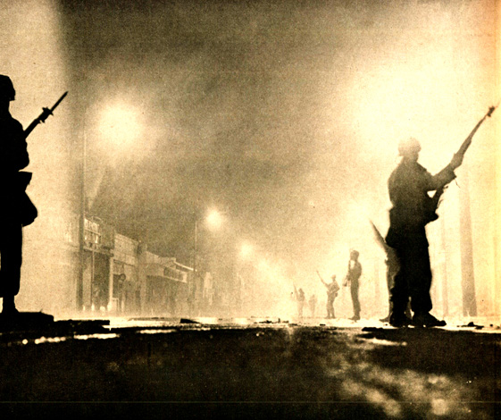 August 13, 1965 – City On The Edge – A City Engulfed – Watts Riots –