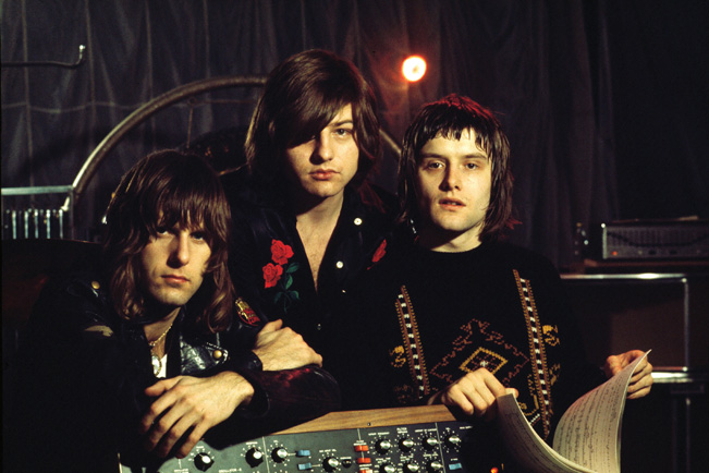 Emerson, Lake And Palmer – Live At Beat Club 1970 – Nights At The Roundtable