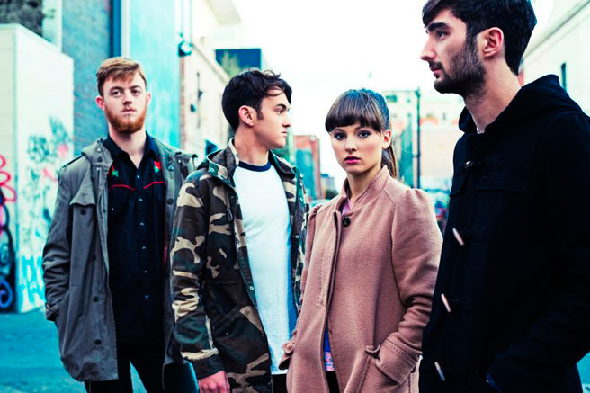 San Cisco – Live At Corner Hotel, Melbourne – Nights At The Roundtable: New Faces Edition