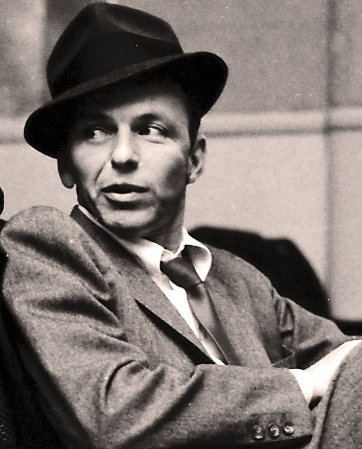 Frank Sinatra – In Concert At Monte Carlo – 1958 – Past Daily Downbeat