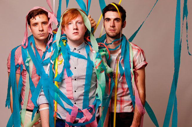 Two Door Cinema Club – Live At Low Cost Festival 2013 – Nights At The Roundtable: Festival Edition