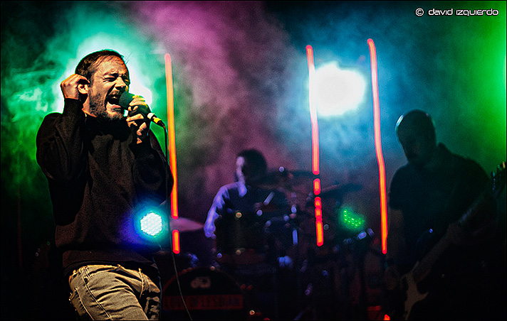 Los Enemigos – In Concert At Low Cost Festival 2013 – Nights At The Roundtable: Rock Without Borders Edition