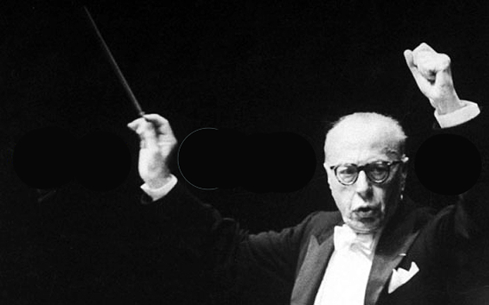 George Szell And Robert Casadesus Play The Music Of Mozart, Stravinsky, DeFalla And Wagner – 1966 – Past Daily Mid-Week Concert