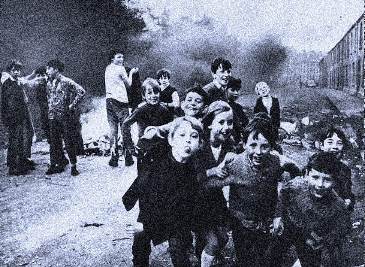 August 15, 1969 – And While The Scent Of Incense And Patchouli Wafted In One Part Of The World – The Scent Of Teargas And Burning Tires Wafted In The Other –