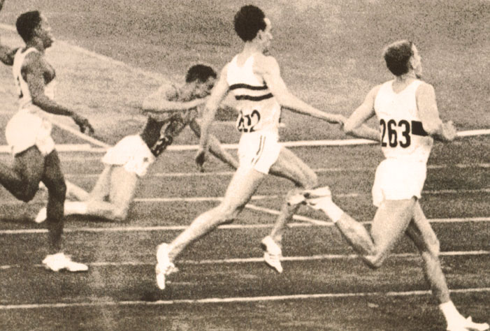 The Cold War Gets Its Track Shoes On – Rome Olympics – September 1960 – Past Daily Pop Chronicles