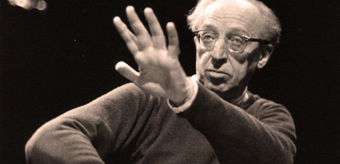 Aaron Copland Conducts Aaron Copland – Klaus Tennstedt Conducts Mahler – Past Daily Mid-Week Concert
