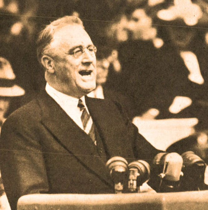 September 17, 1937 – FDR Has A Word About Constitution Day –