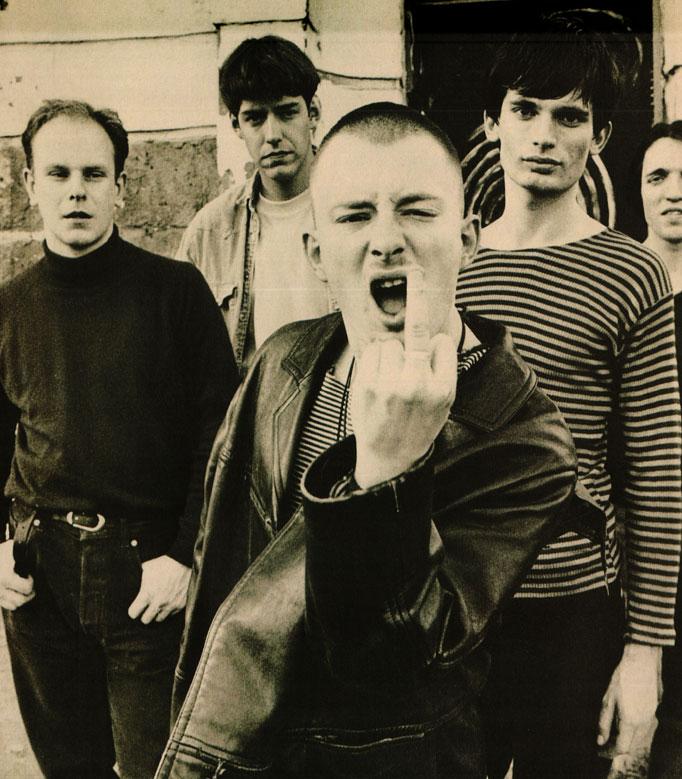 Radiohead – Live At Via Asagio – 1995 – Nights At The Roundtable: Concert Edition