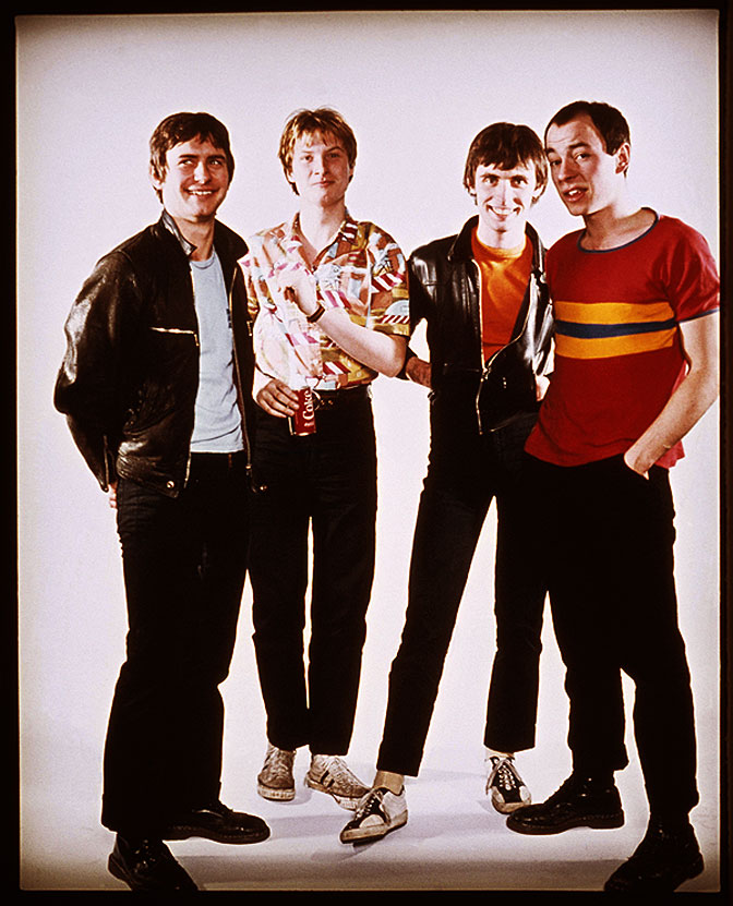 XTC In Concert – 1981 – Nights At The Roundtable