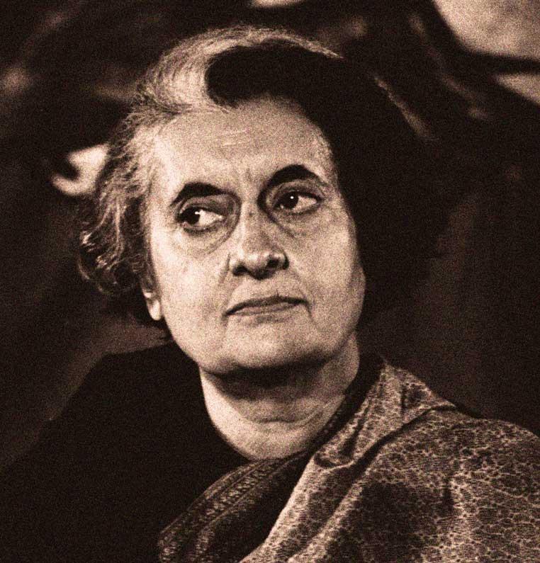 Indira Gandhi At The National Press Club – November 5, 1971 – Past Daily Reference Room