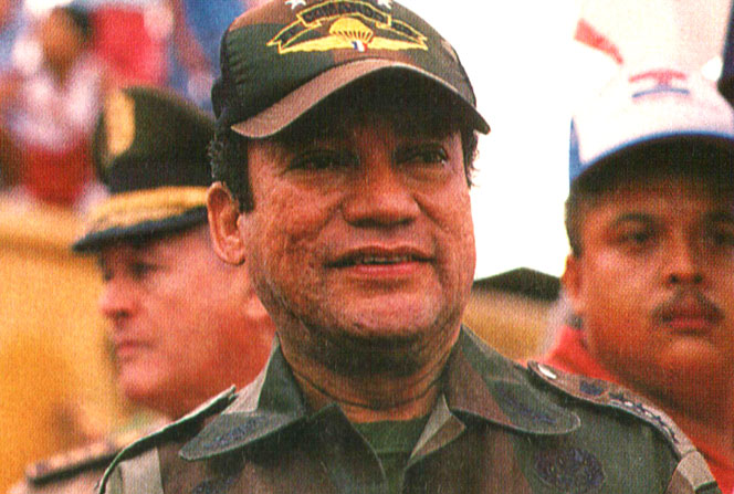 October 9, 1989 – Manuel Noriega And The Little Coup That Couldn't