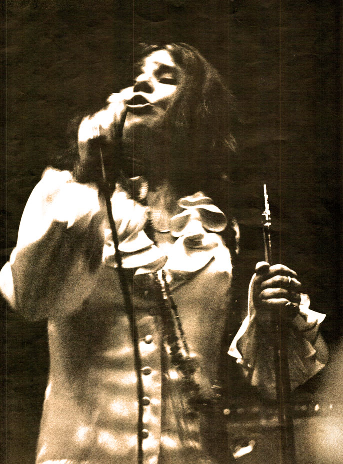 Janis Joplin – Live At The Concertgebouw – 1969 – Nights At The Roundtable: Lest We Forget
