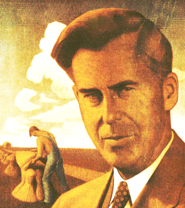 Henry Wallace Has A Word Or Two About America – October 4, 1948