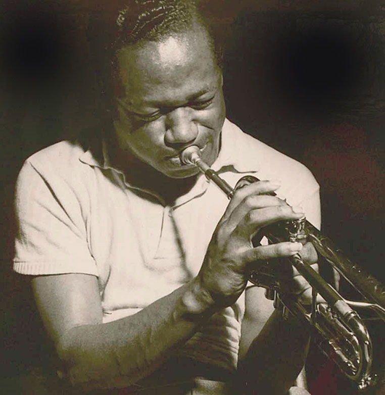 Clifford Brown – Max Roach – Live At Basin Street – 1956 – Past Daily Downbeat
