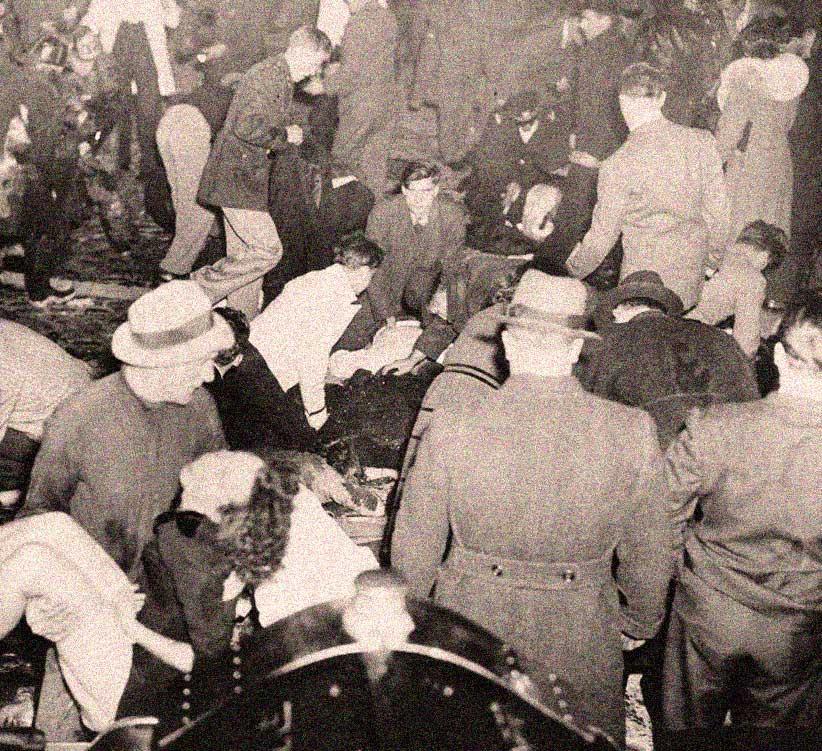 The Day War Took Backseat – November 29, 1942
