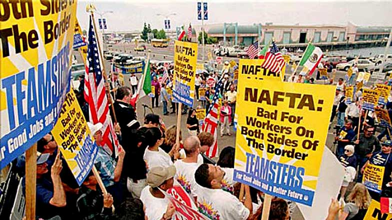 NAFTA And Mogadishu – November 18, 1993