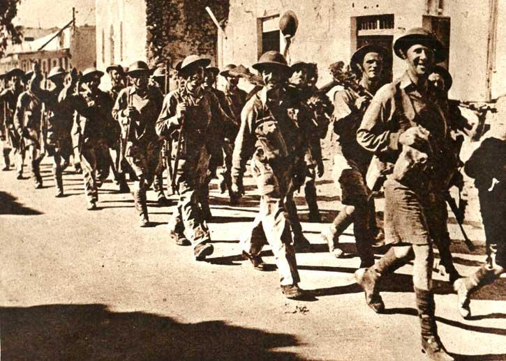 Changing Fortunes Of War – November 14, 1942