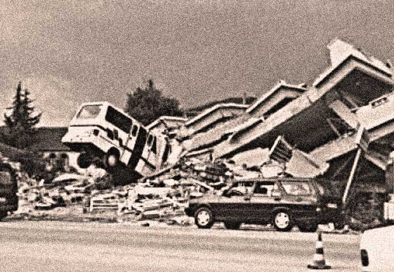 November 12, 1999 – Adding Insult To Injury; Turkey Gets Hit With Another Big Quake – Trans Fats Are Not Your Friend.