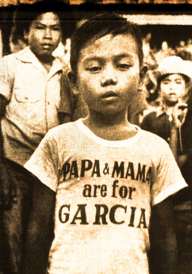A Wild And Wooly Presidential Campaign . . .In The Philippines – November 11, 1957