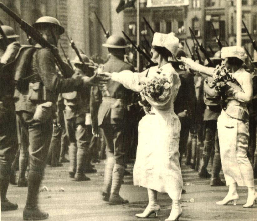 Armistice Day 1921