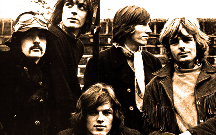 Pink Floyd – In Session – 1968 – Nights At The Roundtable: Session Edition