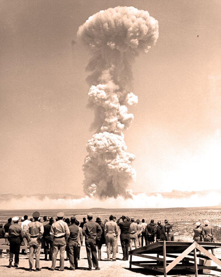 Things That Go Boom – November 1, 1951