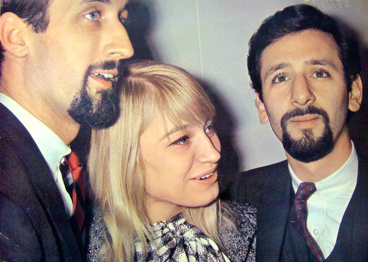 Peter, Paul And Mary – Odetta, Bud & Travis – In Concert At The Hollywood Bowl – 1963 – Past Daily Backstage Weekend