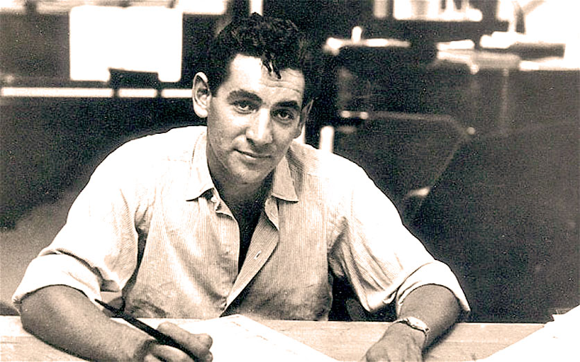 Leonard Bernstein In Rehearsal With The Boston Symphony – 1948 – Past Daily Weekend Gramophone
