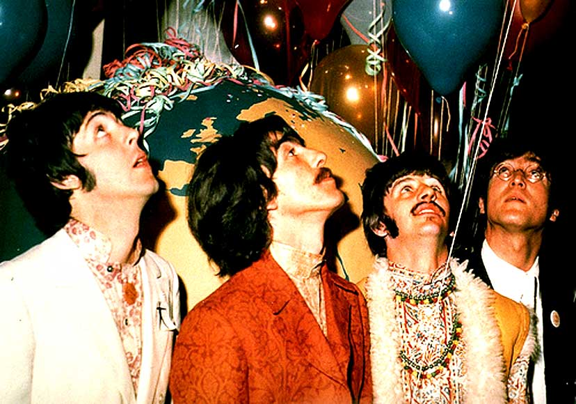 Christmas WithThe Fab Four – 1967 – Past Daily Pop Chronicles: Christmas Edition