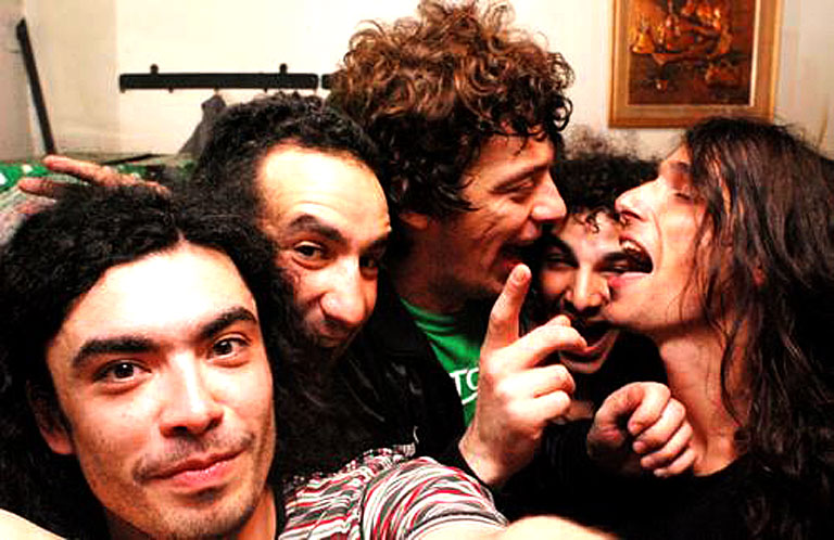 The Ganjas In Session – 2013 – Nights At The Roundtable: Rock Without Borders/Session Edition