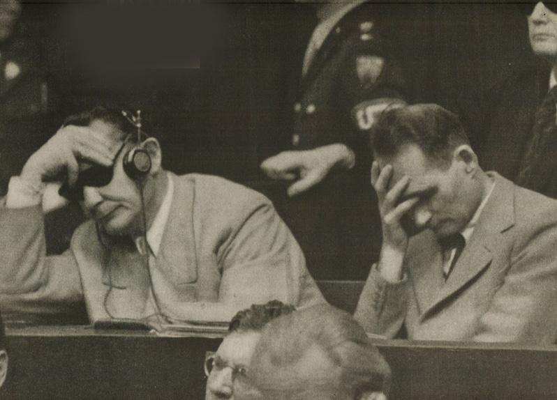 December 11, 1945 – Nuremberg War Crimes Tribunal: 'Supposedly Civilized Human Beings'