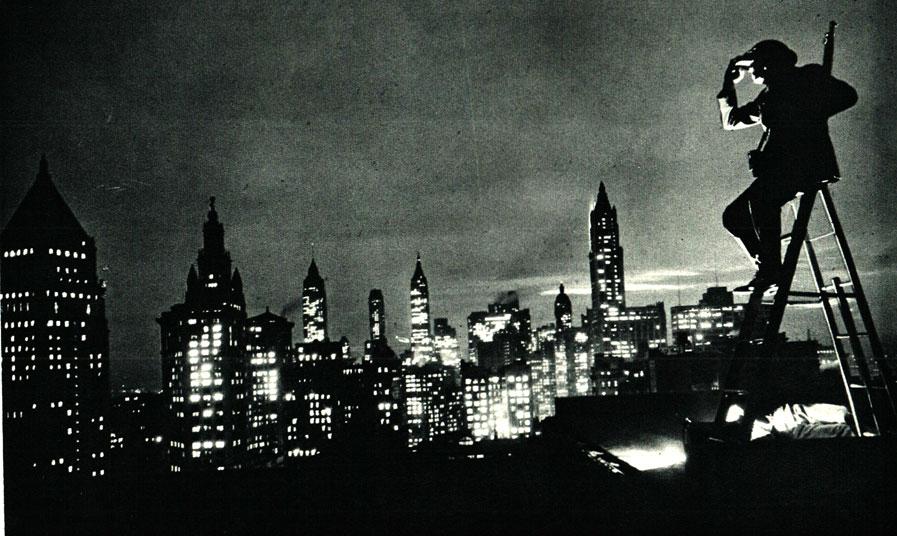 December 13, 1941 – Watcher Of The Skies – America On Alert