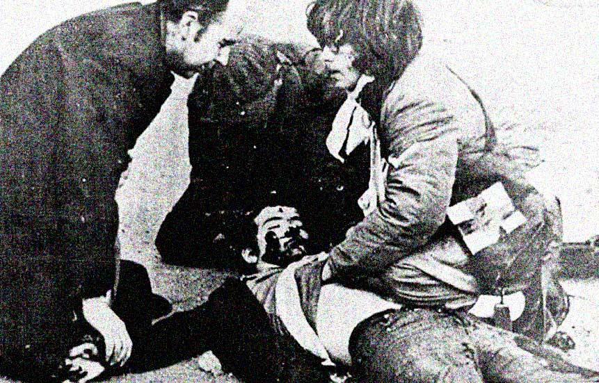 Using Real Bullets – Killing Real People – January 30, 1972