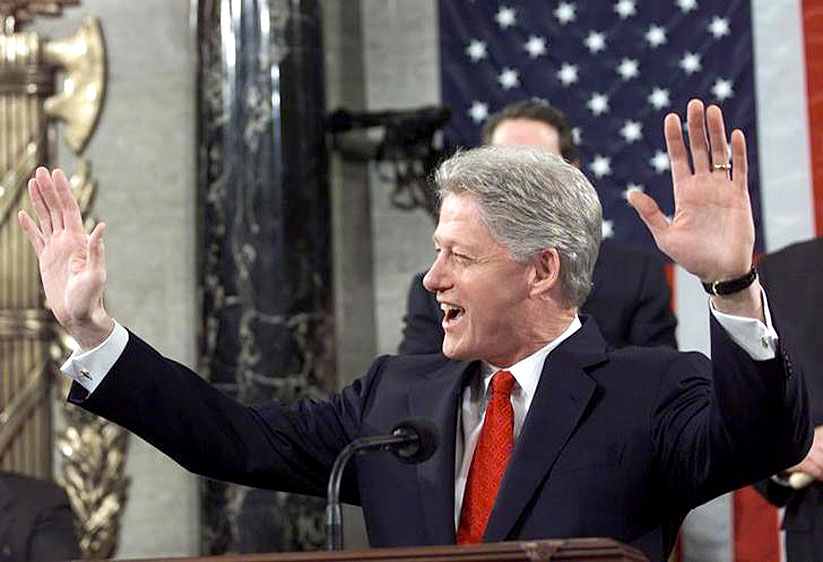 State Of The Union – January 24, 1995