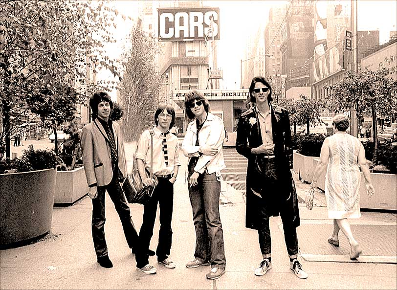 The Cars – In Concert At Sussex University – 1979 – Nights At The Roundtable: Mni-Concert Edition