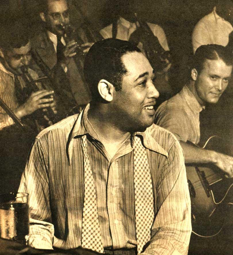 Duke Ellington – 25th Anniversary Concert – 1952 – Past Daily Downbeat