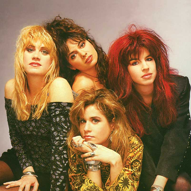 The Bangles – Live In Pittsburgh – 1986 – Past Daily Soundbooth