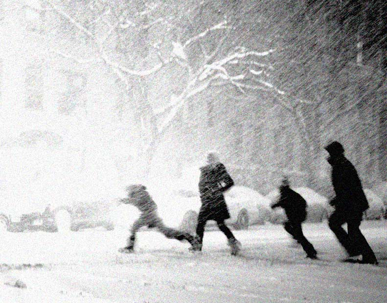 Home, Sweet Frozen – The Blizzard Of '78 – January 10, 1978