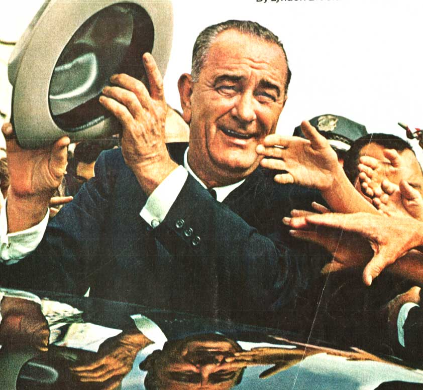 Here Comes The Great Society – LBJ's State Of The Union – January 8. 1964