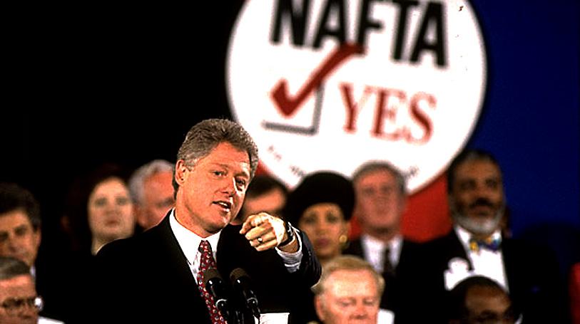 NAFTA Plus 20 – January 1994