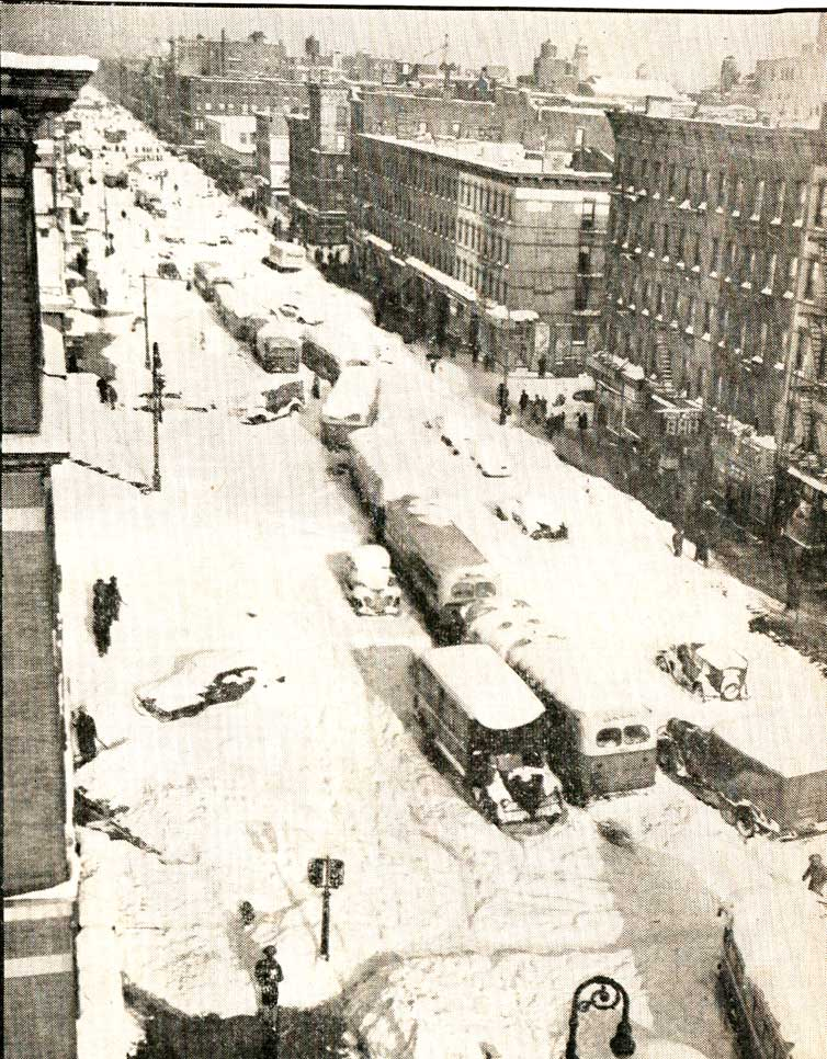 Weather Is Here, Wish You Were Beautiful – January 3, 1948