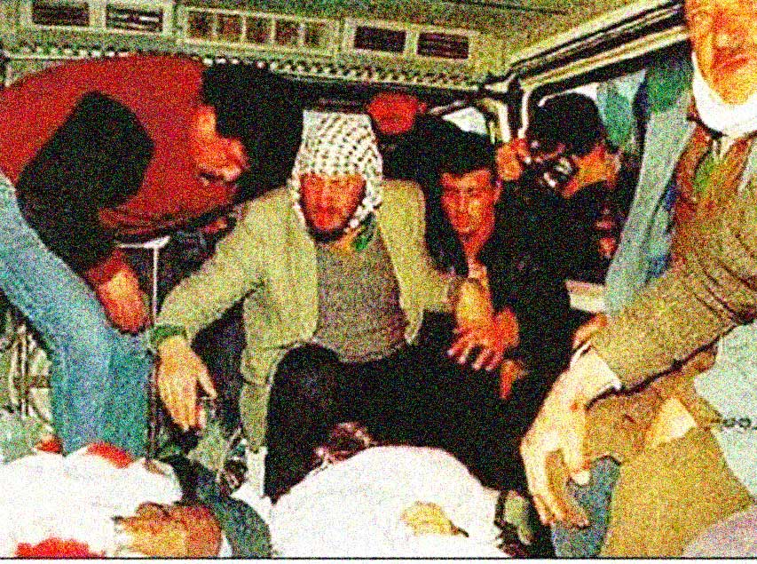 Incident At Hebron – February 25, 1994