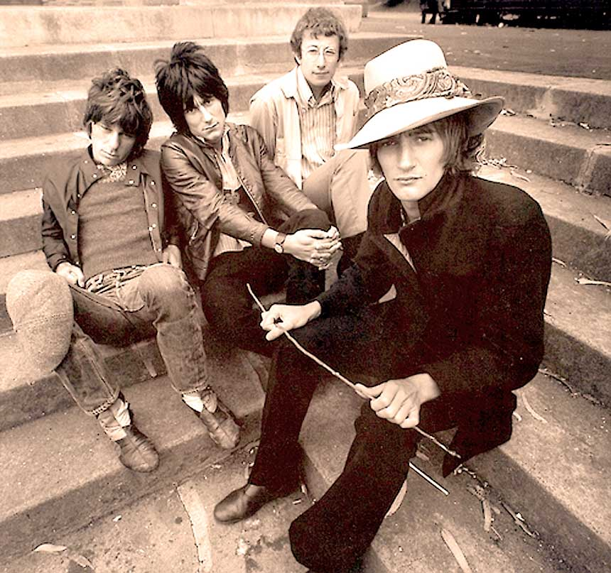 Jeff Beck Group – Live At Fillmore West – 1968 – Past Daily Backstage Weekend