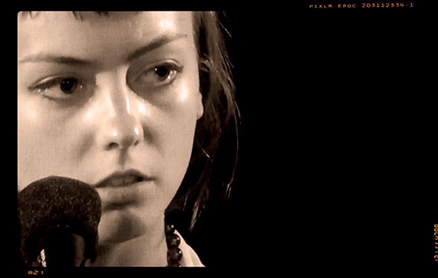 Angel Olsen – In Session At Evening Pocket 2013 – Nights At The Roundtable: Session/New Faces Edition